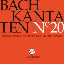 Johann Sebastian Bach (1685-1750): Bach-Kantaten-Edition der Bach-Stiftung St.Gallen - CD 20, CD
