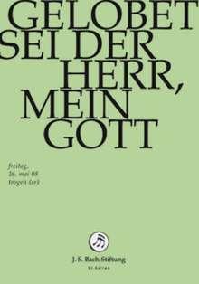 Johann Sebastian Bach (1685-1750): Bach-Kantaten-Edition der Bach-Stiftung St.Gallen - Kantate BWV 129, DVD