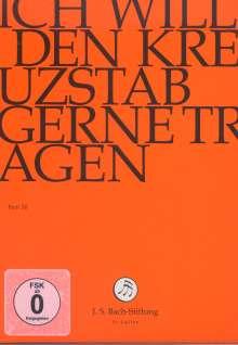 Johann Sebastian Bach (1685-1750): Bach-Kantaten-Edition der Bach-Stiftung St.Gallen - Kantate BWV 56, DVD