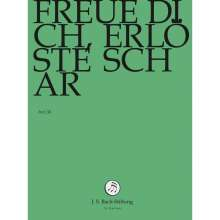 Johann Sebastian Bach (1685-1750): Bach-Kantaten-Edition der Bach-Stiftung St.Gallen - Kantate BWV 30, DVD