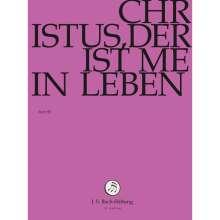 Johann Sebastian Bach (1685-1750): Bach-Kantaten-Edition der Bach-Stiftung St.Gallen - Kantate BWV 95, DVD