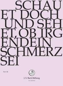Johann Sebastian Bach (1685-1750): Bach-Kantaten-Edition der Bach-Stiftung St.Gallen - Kantate BWV 46, DVD