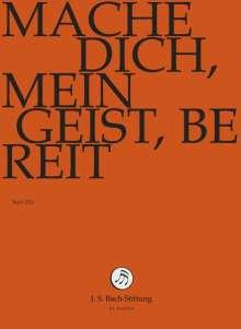 Johann Sebastian Bach (1685-1750): Bach-Kantaten-Edition der Bach-Stiftung St.Gallen - Kantate BWV 115, DVD