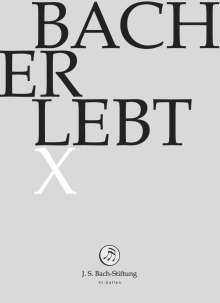 "Johann Sebastian Bach (1685-1750): Bach-Kantaten-Edition der Bach-Stiftung St.Gallen ""Bach erlebt"" - Das Bach-Jahr 2016, 11 DVDs"