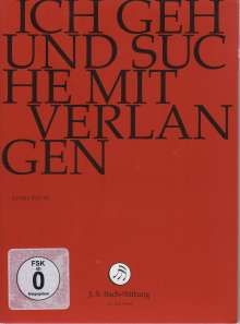 Johann Sebastian Bach (1685-1750): Bach-Kantaten-Edition der Bach-Stiftung St.Gallen - Kantate BWV 49, DVD
