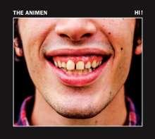 The Animen: Hi!, LP