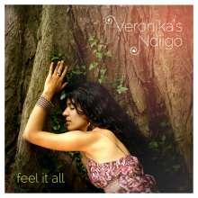 Veronika's Ndiigo: Feel It All, CD