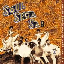 Soul Sega Sa! Vol.2, CD