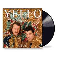 Yello: Baby (180g) (Limited Edition) (Reissue), LP