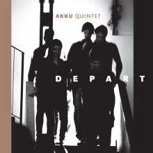 Akku Quintet: Depart, CD