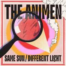 The Animen: Same Sun / Different Light (Translucent Red Vinyl), 1 LP und 1 CD