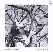 Marina Lledó: Noche Rara, CD