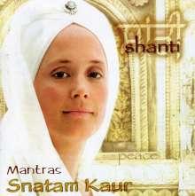 Shanti (Shanti Lila Snyder): Mantras Snatam Kaur, CD