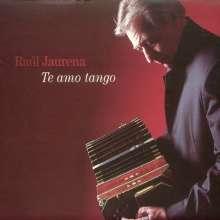 Raúl Jaurena: Te Amo Tango, CD