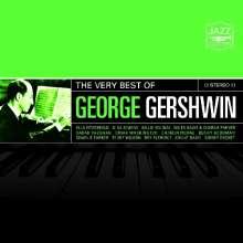 Jazz Sampler: The Very Best Of George Gershwin, CD