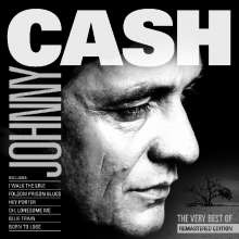 Johnny Cash: The Very Best Of Johnny Cash, CD