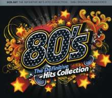80's: The Definitive Hits Collection, 3 CDs