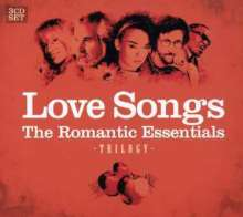Love Songs - The Romantic Essentials, 3 CDs