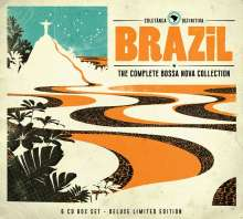 Brazil: The Complete Bossa Nova Collection, 6 CDs