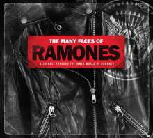 The Many Faces Of Ramones, 3 CDs