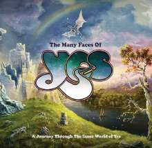 The Many Faces Of Yes, 3 CDs