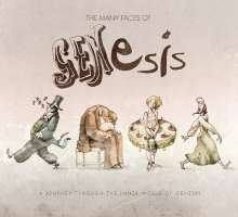 The Many Faces Of Genesis, 3 CDs