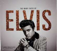 The Many Faces Of Elvis, 3 CDs