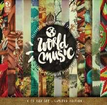 World Music Box (Limited Edition), 6 CDs