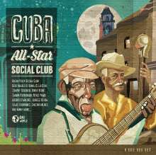 Cuba All Star Social Club, 6 CDs