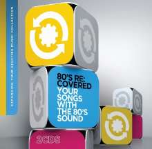 80's Re:Covered: Your Songs With The 80's Sound, 2 CDs