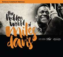The Hidden World Of Miles Davis (Limited Deluxe Edition), 3 CDs