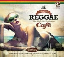 Vintage Reggae Cafe-Trilogy, 3 CDs