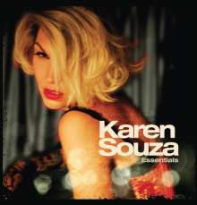 Karen Souza: Essentials (Reissue) (180g) (Gold Vinyl), LP