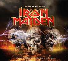 The Many Faces Of Iron Maiden, 3 CDs