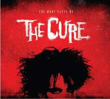 The Many Faces Of The Cure, 3 CDs