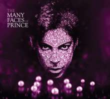 The Many Faces Of Prince, 3 CDs