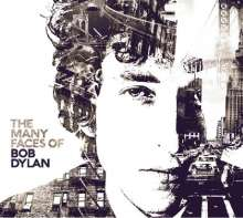 The Many Faces Of Bob Dylan, 3 CDs