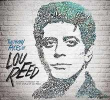 The Many Faces Of Lou Reed, 3 CDs