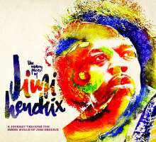 The Many Faces Of Jimi Hendrix, 3 CDs