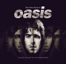 Many Faces Of Oasis, 3 CDs