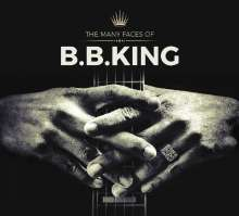 The Many Faces Of B.B. King, 3 CDs