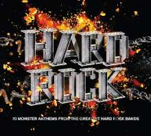 Hard Rock-Box (Limited-Edition), 6 CDs