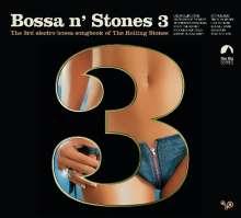 Bossa N' Stones 3, CD