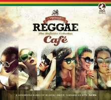 Vintage Reggae Cafe Box, 6 CDs