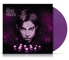 The Many Faces Of Prince (180g) (Limited-Edition) (Purple Vinyl), 2 LPs