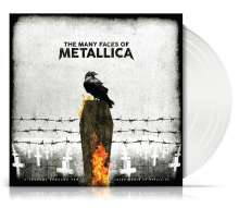 The Many Faces Of Metallica (180g) (Limited-Edition) (White Vinyl), 2 LPs