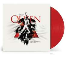 The Many Faces Of Queen (180g) (Limited-Edition) (Red Vinyl), 2 LPs