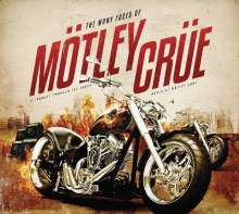 The Many Faces Of Mötley Crüe, 3 CDs