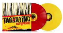 The Tarantino Experience: Filmmusik: Tarantino Experience (180g) (Limited Edition) (Colored Vinyl), 2 LPs