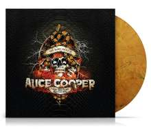 Alice Cooper: The Many Faces Of Alice Cooper (180g) (Limited Edition) (Colored Vinyl), 2 LPs